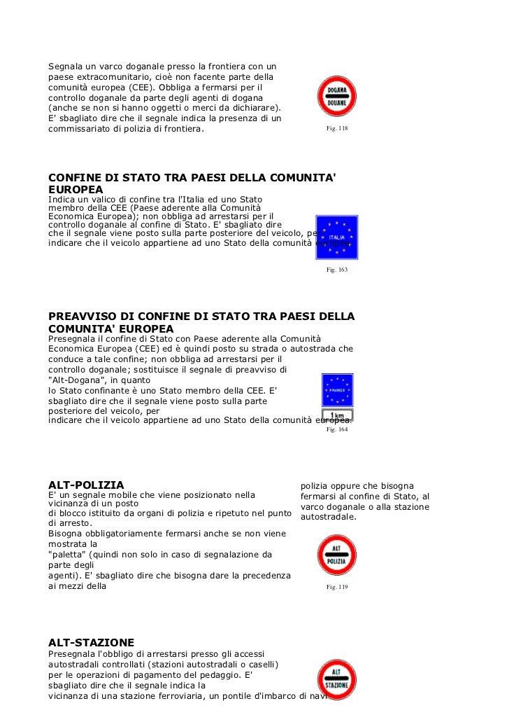 Manuale Di Teoria Patente Css