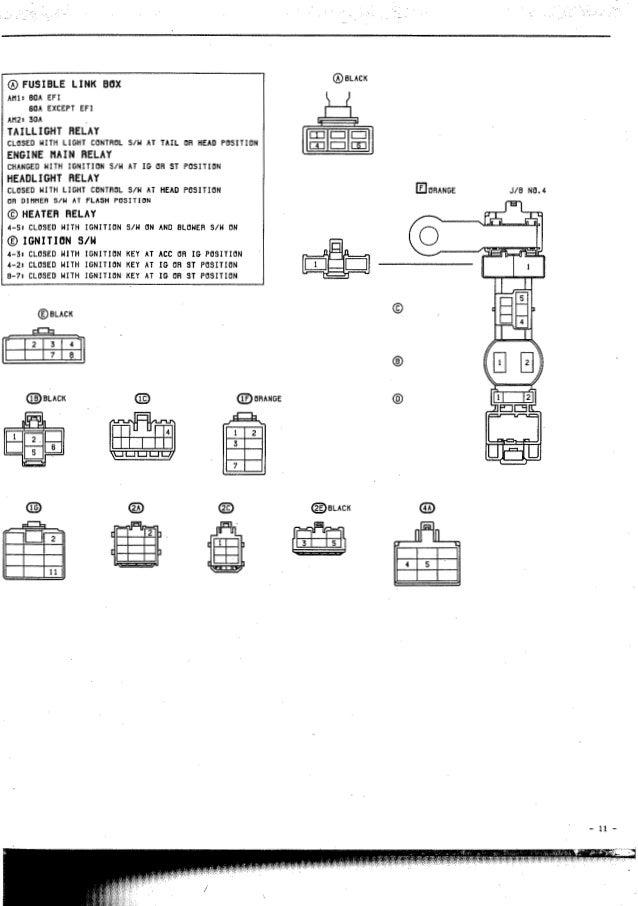 manual electrico de toyota corolla 2012 sa ign a n 13