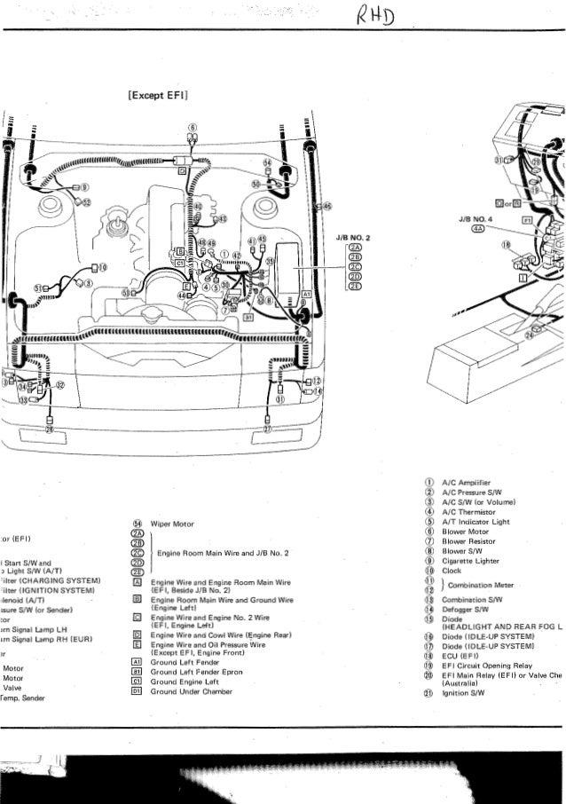 manual electrico de toyota corolla 2012  a amp e 82 toyota corolla wiring diagram #49