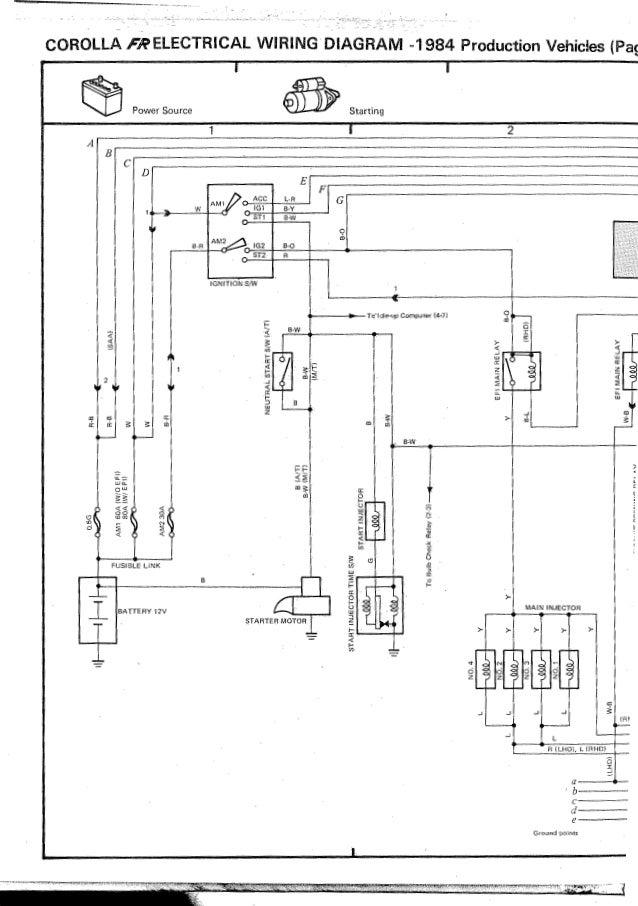 manual electrico de toyota corolla 2012 rh es slideshare net 2012 corolla radio wiring diagram 2012 toyota corolla stereo wiring diagram