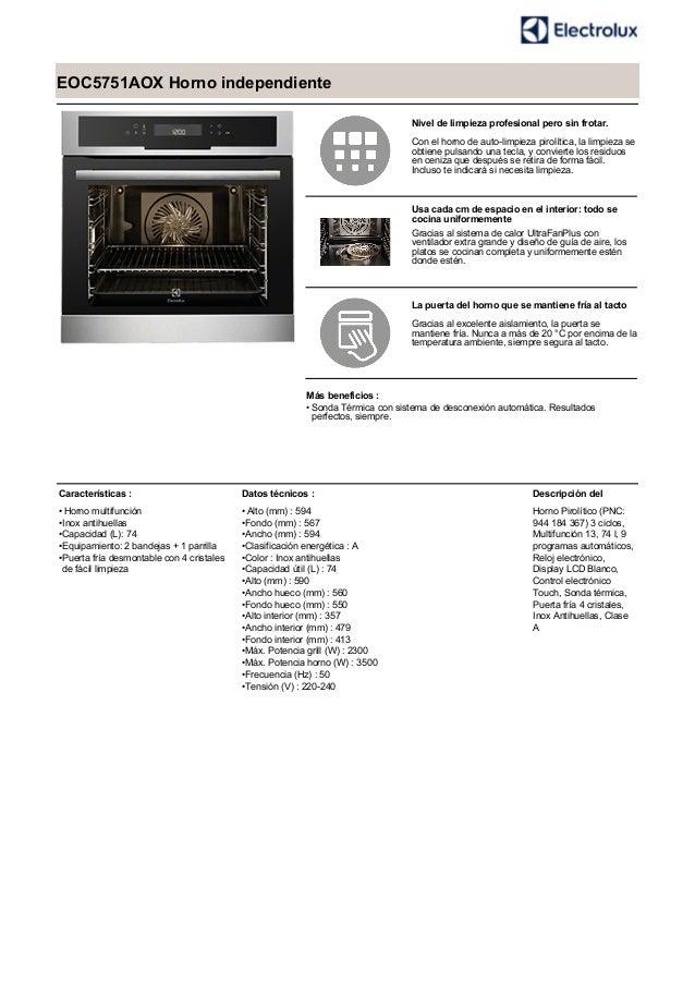 f493c9a6315f Manual electrolux horno eoc5751aox