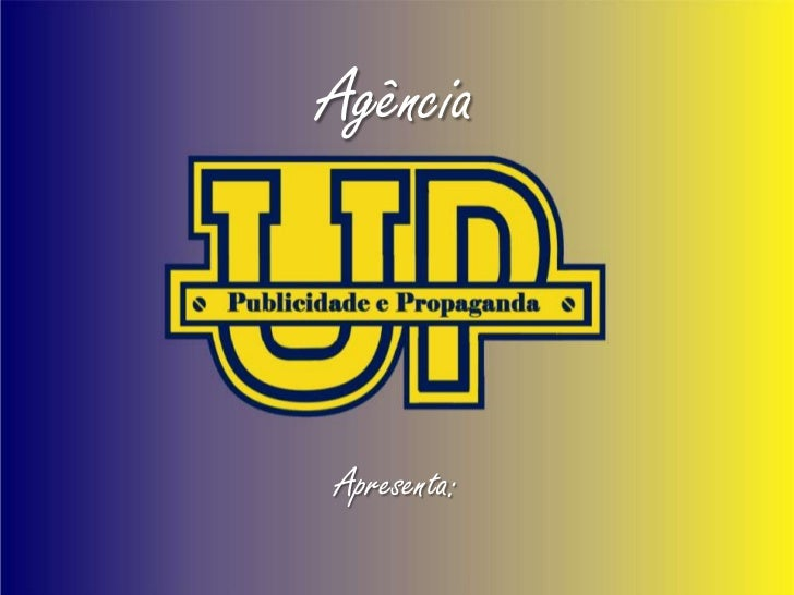 AgênciaApresenta:
