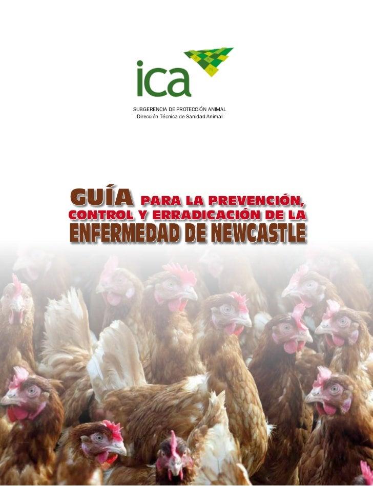 SUBGERENCIA DE PROTECCIÓN ANIMAL        Dirección Técnica de Sanidad AnimalGUÍA    PARA LA PREVENCIÓN,CONTROL Y ERRADICACI...