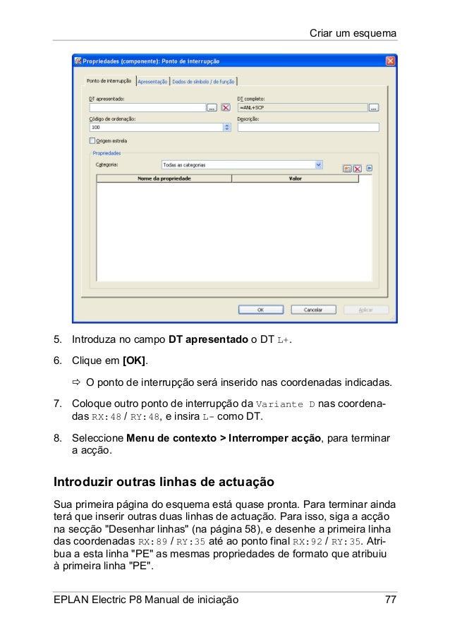 Eplan P8 manual Cz