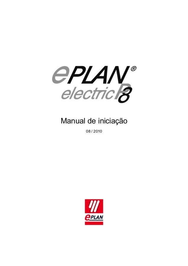 Manual de iniciação 08 / 2010