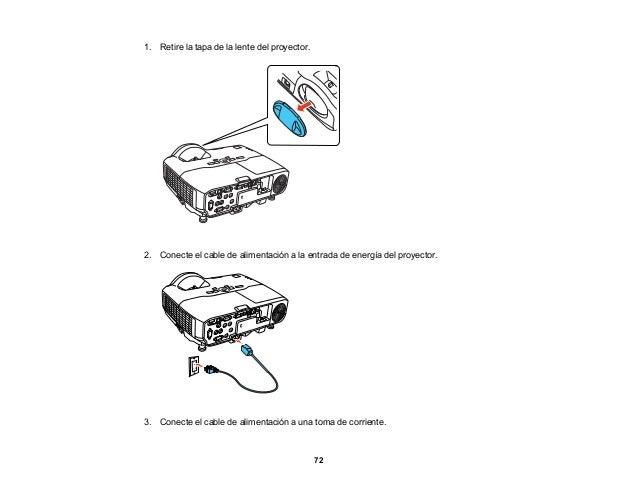 Manual Epson Brightlink 421i
