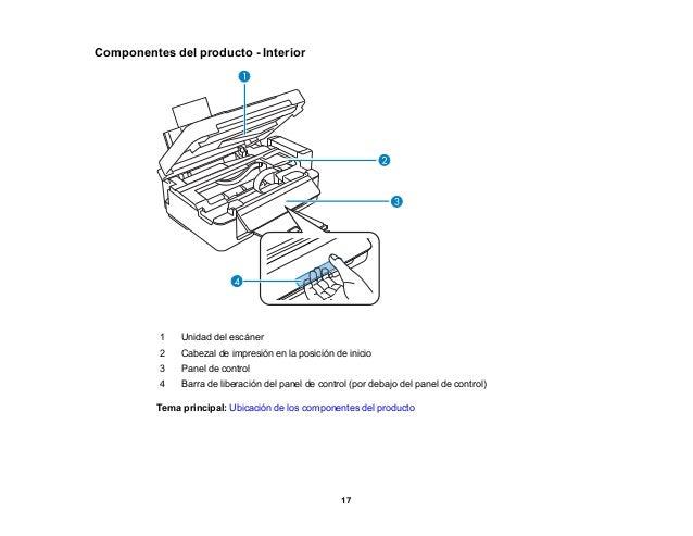 Manual epson l355