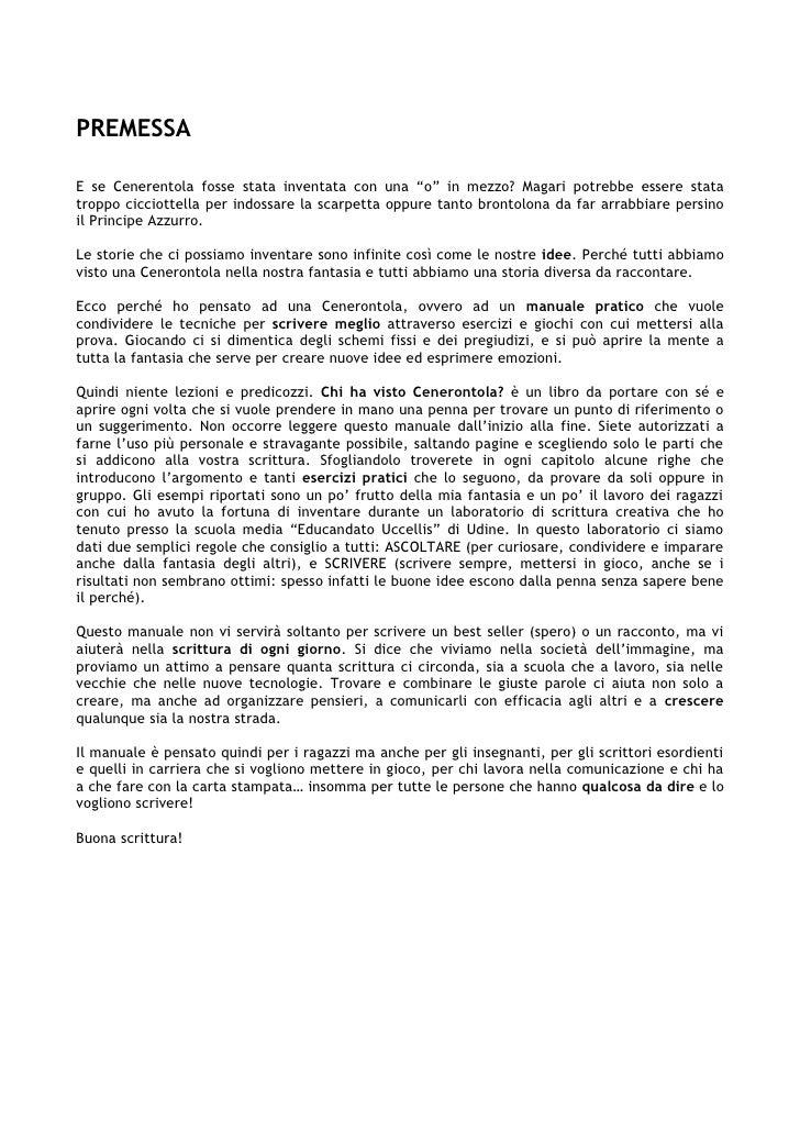 INDICE  Introduzione  Premessa  Parole per scrivere                                                    pag. Giochi di paro...