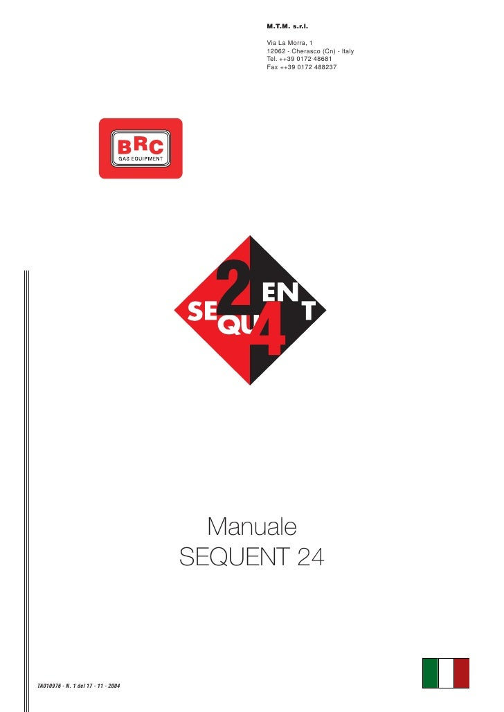 Manuale Sequent24 It