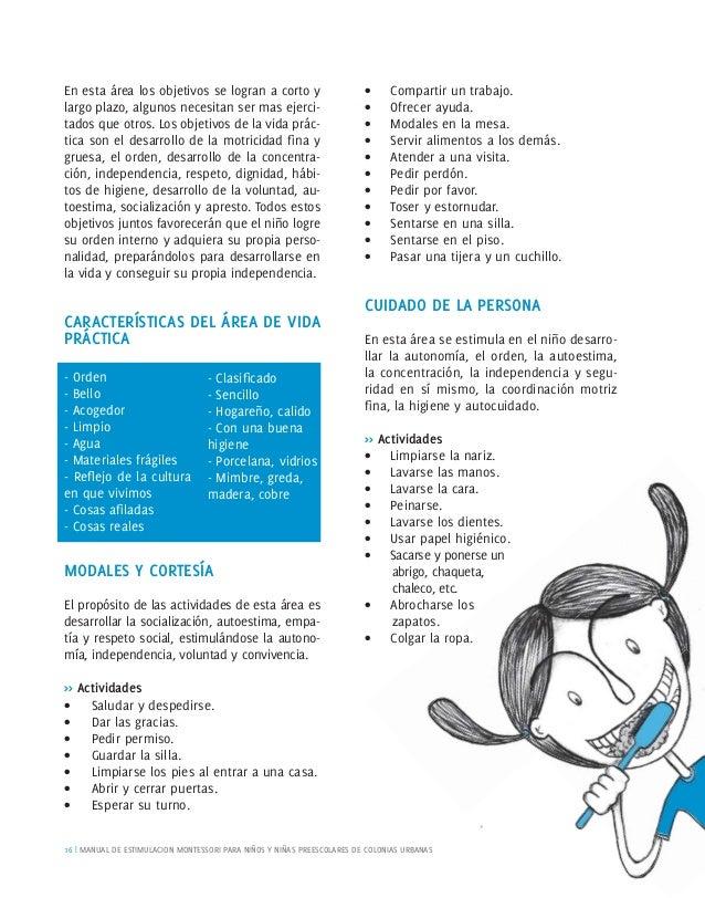 CUIDADO DEL AMBIENTE                                        • TRASVASIJAR CON PINZAS                                      ...