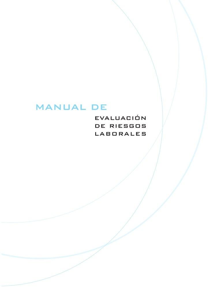 Este manual ha sido elaborado por un grupo de trabajo compuesto por:                            Coordinador:              ...