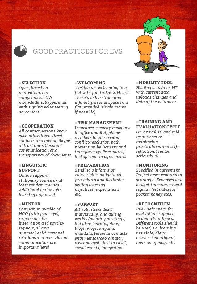 Evs European Voluntary Service Beginner S Manual