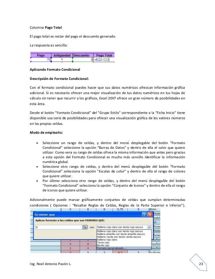 Manual Excel Avanzado