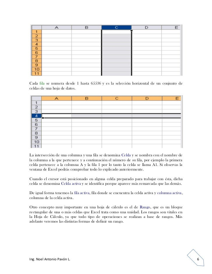 Manual Excel Avanzado