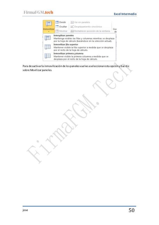 Manual excel intermedio v1.0