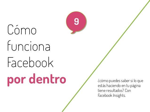 83  Cómo funciona Facebook por dentro @beagonpoz  9  ¿cómo puedes saber si lo que estás haciendo en tu página tiene result...