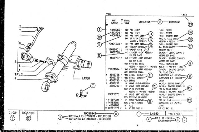 Manual De Partes T Oruga Fiat Allis Fd14erhesslideshare: Fiat Allis Wiring Diagram At Gmaili.net