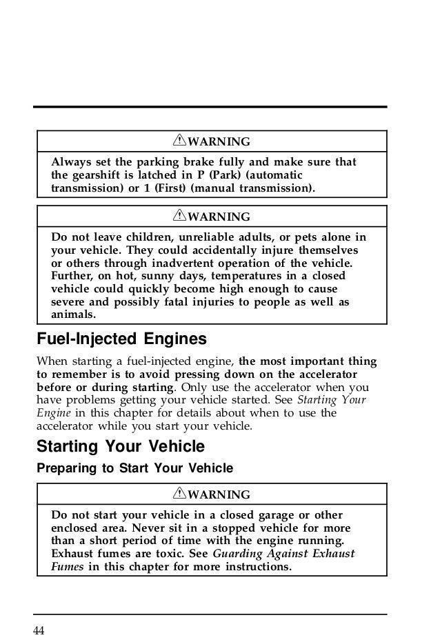 96 ford ranger manual transmission