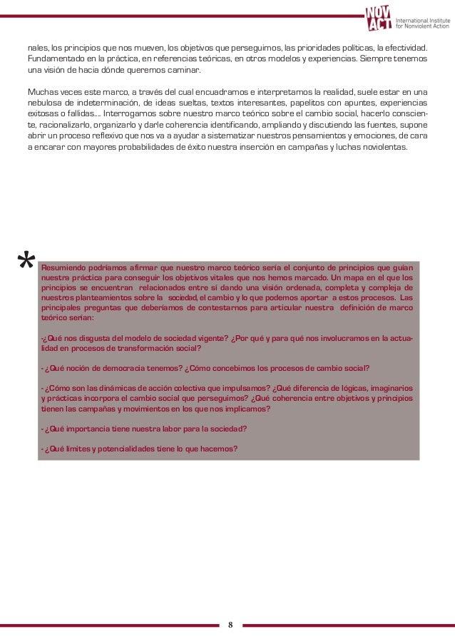 Manual per a formacions en noviolència i transformació social