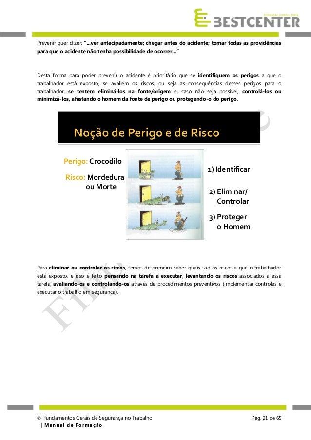 Manual de Formação Curso Higiene e Segurança no Trabalho 4f8699891b