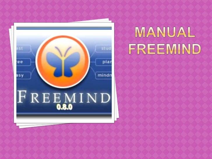 MANUAL FREEMIND <br />
