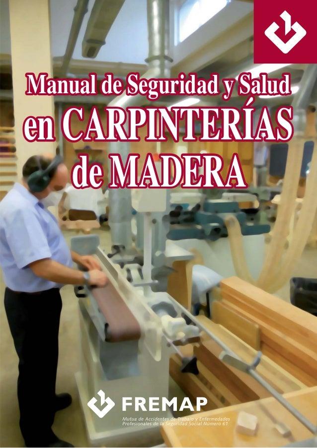 Manual fremat carpinterias de madera - Carpinterias de madera en madrid ...