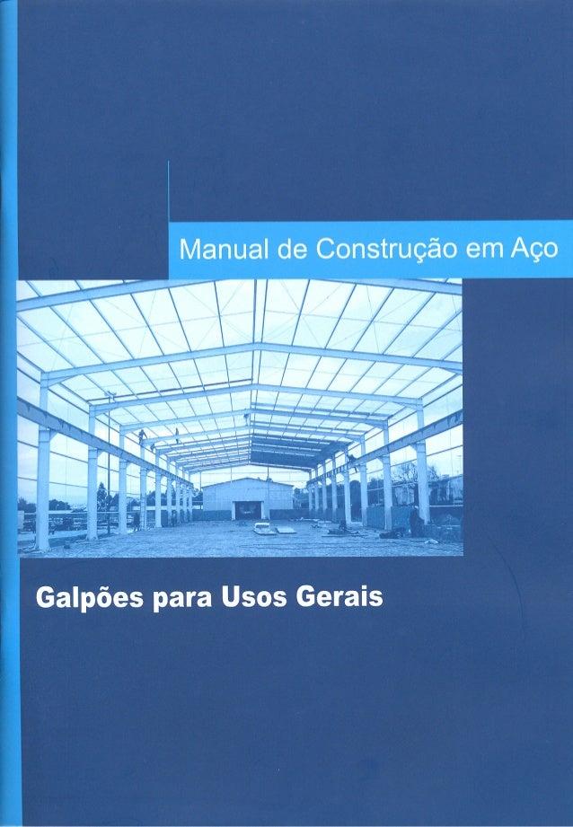 GALPÕES PARA USOS GERAIS
