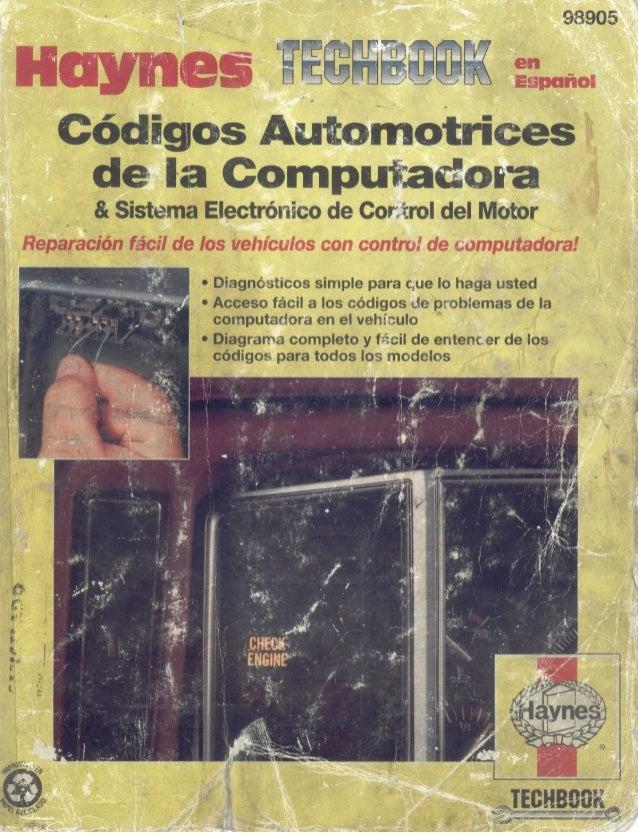 Manual genericodeinyecciongasolina