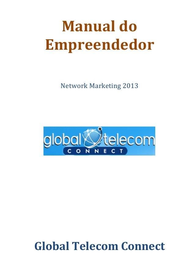 Manual do          Empreendedor                                                                   ...