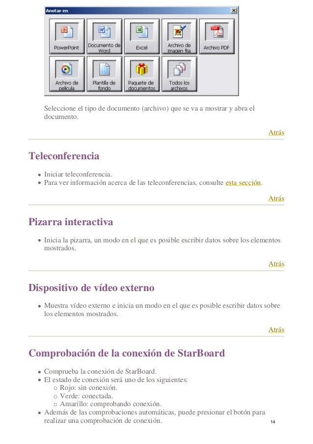 Manual Hitachi Starboard