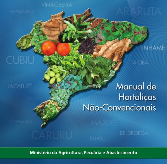 ISBN 978-85-7991-029-6                         Ministério da Agricultura, Pecuária e Abastecimento