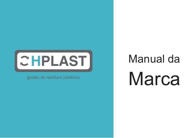 Manual daMarcagestão de resíduos plásticos