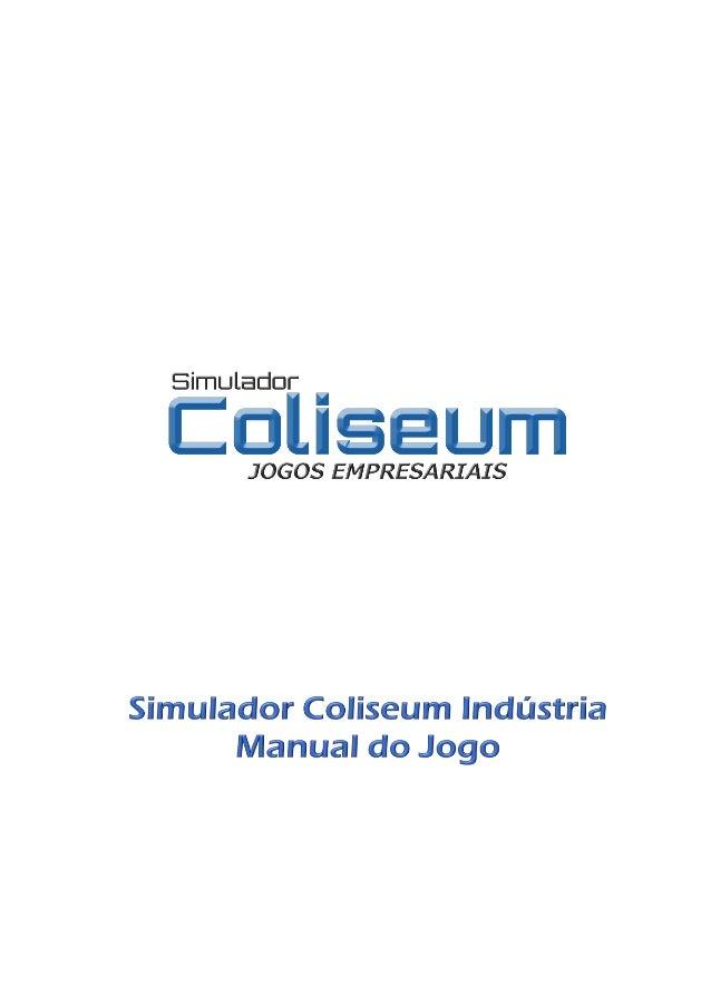 Este manual é propriedade da Andros Treinamentos e Simulações Ltda e seu conteúdo não deve ser utilizado ou reproduzido se...