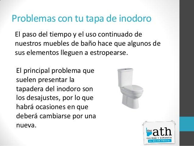 Manual inodoros c mo montar una tapa de wc for Montar inodoro