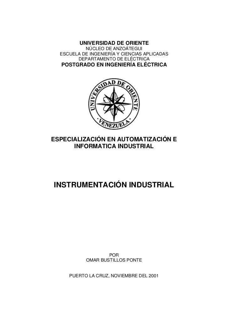 UNIVERSIDAD DE ORIENTE           NÚCLEO DE ANZOÁTEGUI  ESCUELA DE INGENIERÍA Y CIENCIAS APLICADAS        DEPARTAMENTO DE E...