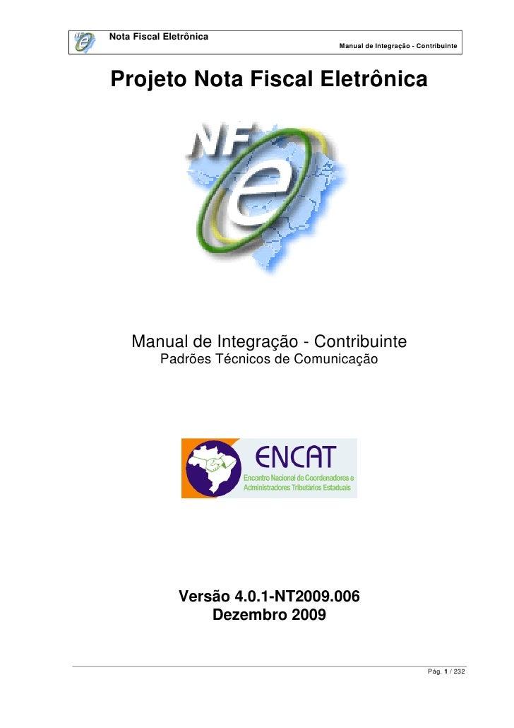 Manual integração contribuinte_versão_4.01-nt2009.006