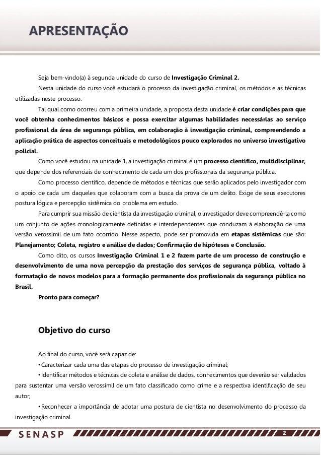 Manual investigação criminal ic2 va (2017) Slide 2