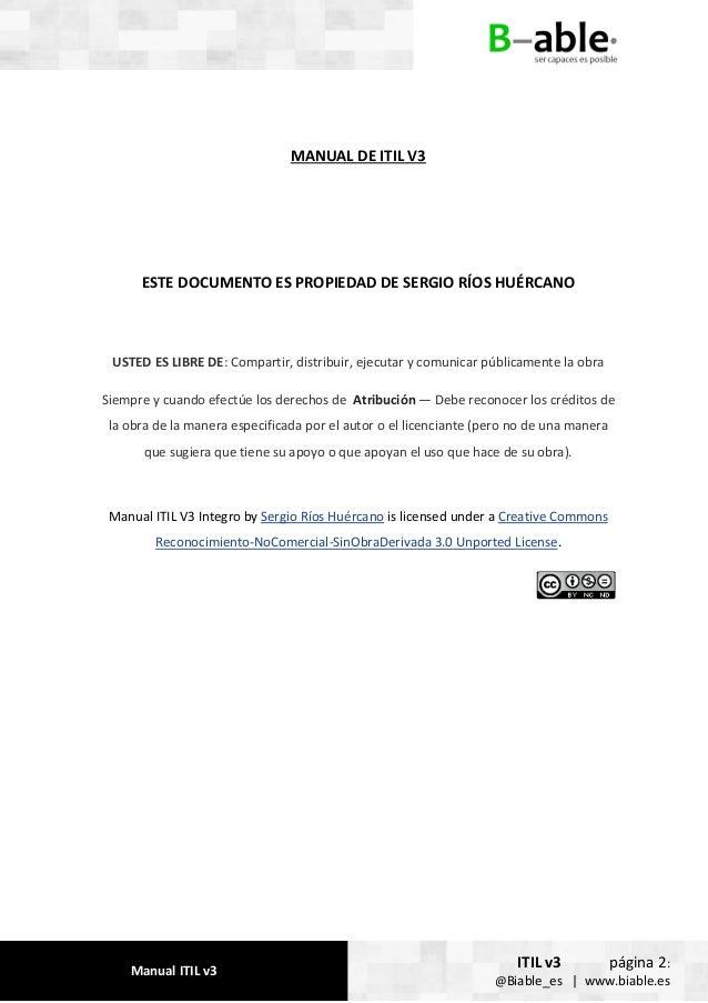 Manual ITIL v3 (íntegro) Slide 2