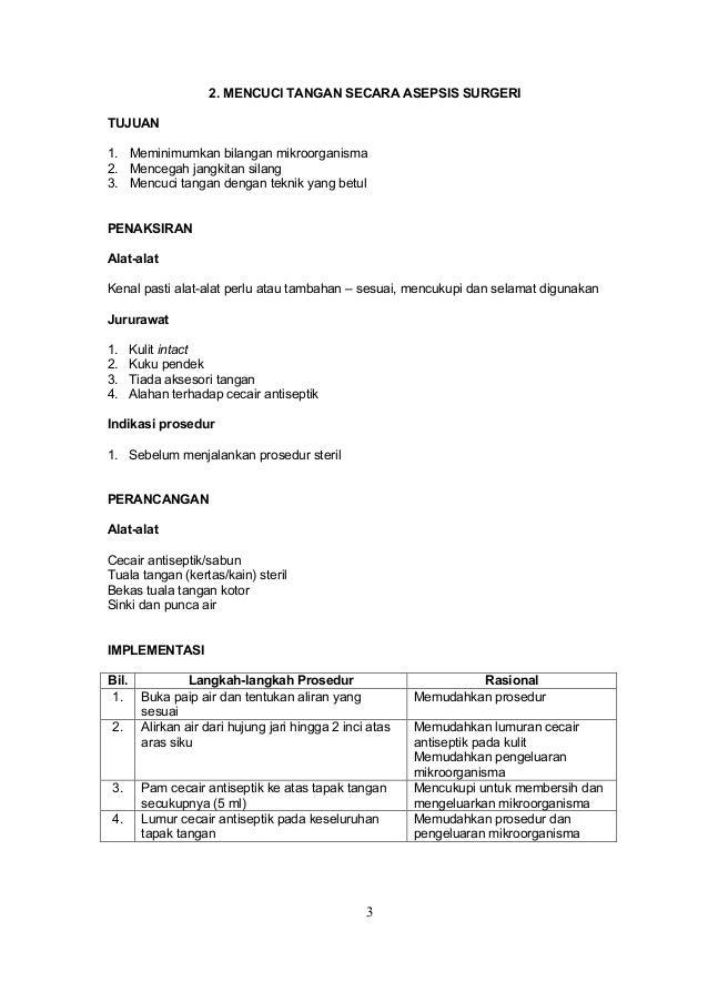 manual kejururawatan intervensi terapeutik rh slideshare net Manual Prosedur Kerja manual prosedur kerja kejururawatan