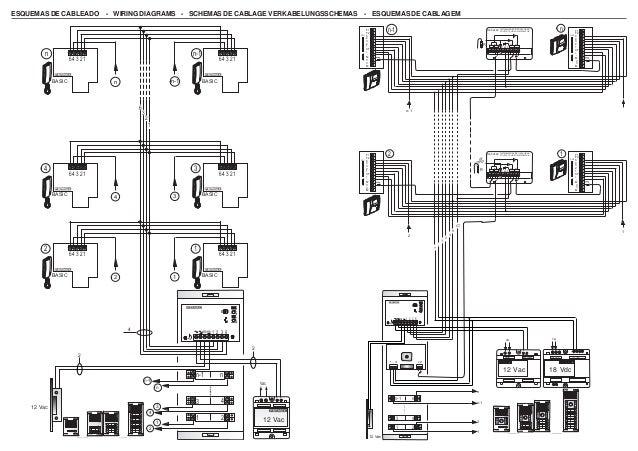 manual kit portero city classic 4 l ref 06335 2 638?cb=1390283098 100 [ tegui intercom wiring diagram ] tegui kit 375014 audio a1 bticino terraneo wiring diagram at eliteediting.co
