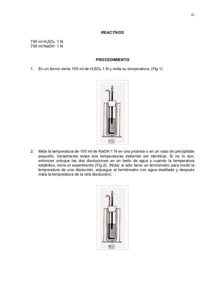 41                                             REACTIVOS  700 ml H2SO4 1 N 700 ml NaOH 1 N                                ...