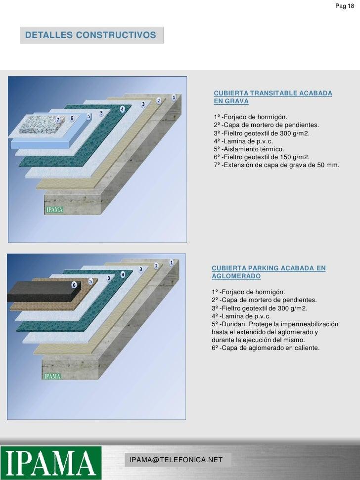 Manual lamina pvc - Lamina aislante termico ...