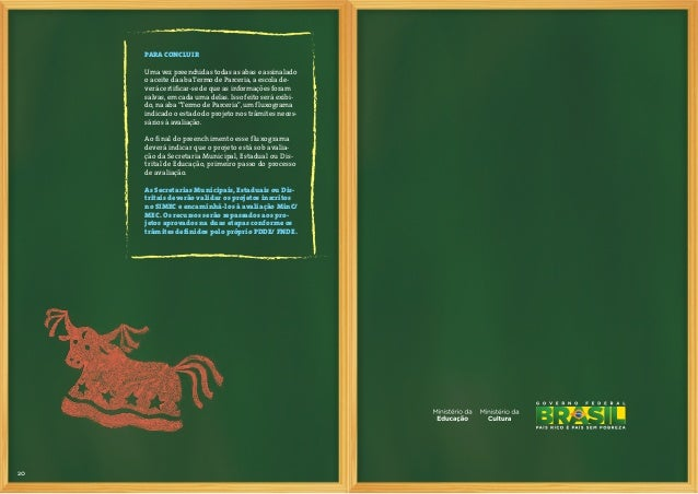 Manual Mais Cultura 2013