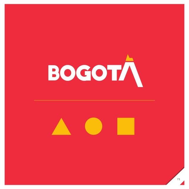 A continuación encontraremos los ejemplos de aplicación de la marca Bogotá, representados a lo largo de diferentes formato...