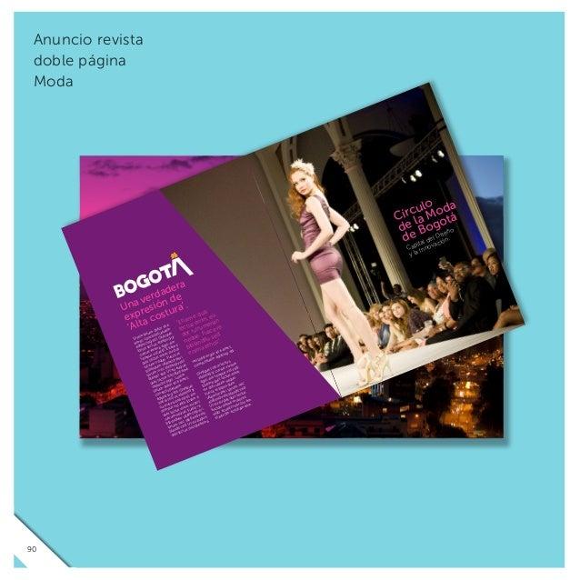 Campaña de lanzamiento marca Bogotá 94