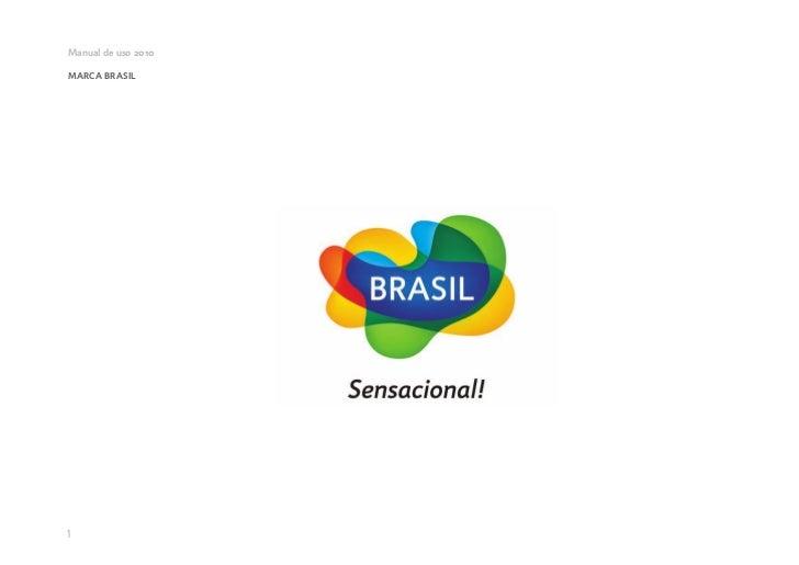 Manual de uso 2010MARCA BRASIL1