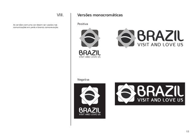 Manual da Marca Brazil