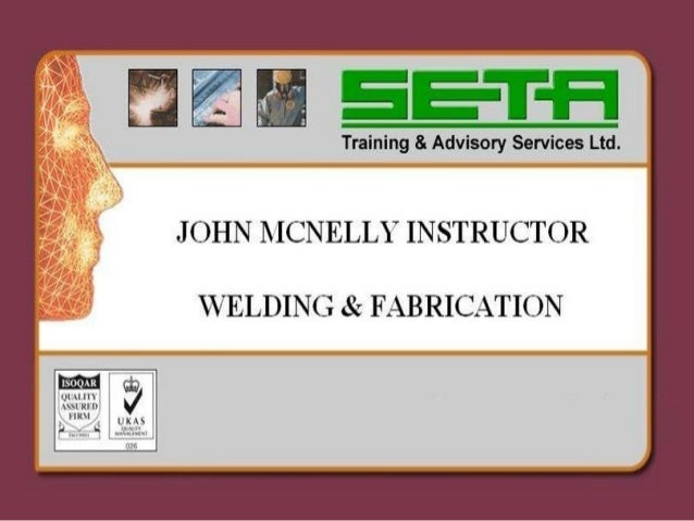 MANUAL METAL ARC WELDING INTRODUCTION The terms commonly used when referring to Manual Metal Arc welding are M.M.A, Arc we...