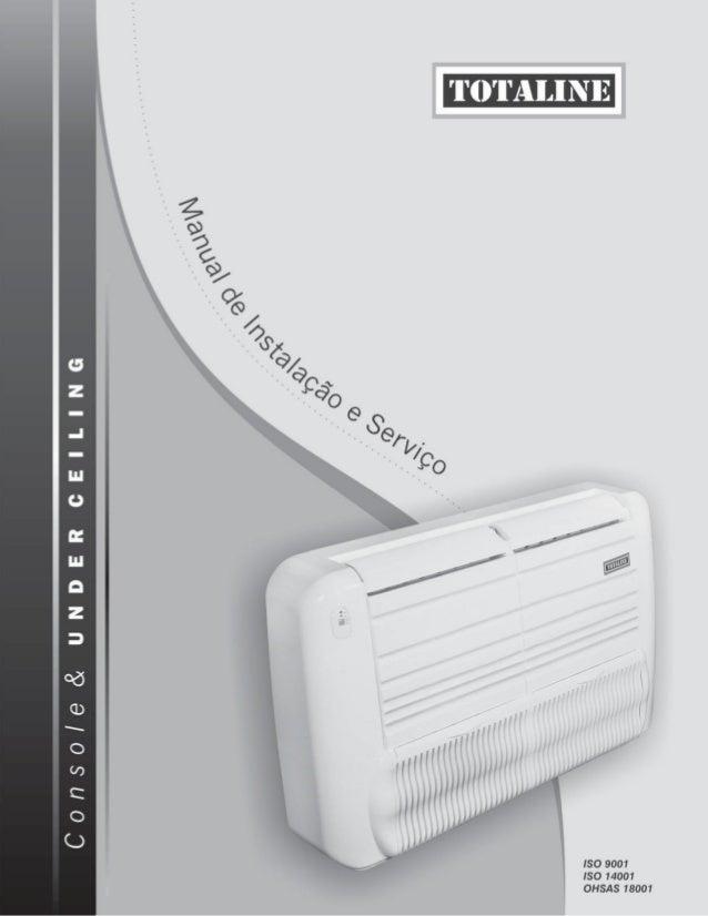 1. PREFÁCIO             Este manual é destinado aos técnicos devidamente treinados e qualificados, no intuito de auxiliar  ...