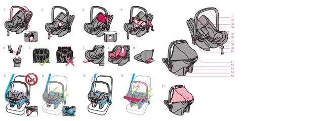 manual de montagem e utiliza o cadeira auto concord air safe. Black Bedroom Furniture Sets. Home Design Ideas